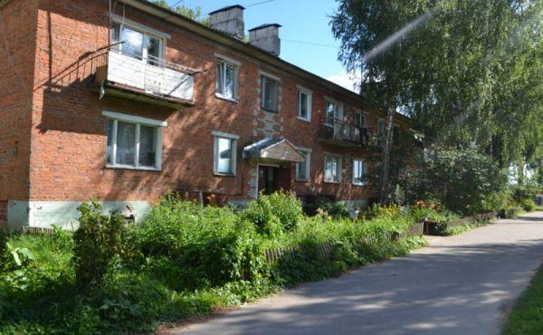 Однокомнатная квартира в селе Ильинское Волоколамского района
